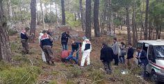 Konya'da öldürüp Antalya'da gömdüler!
