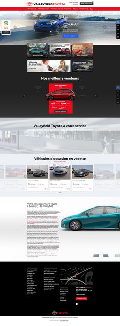 Best Promotional design for car dealers. Get Inspired Today! Web Design Inspiration, Creative Inspiration, Design Ideas, Small Luxury Cars, Car Dealers, Promotional Design, Car Websites, Marketing, Behance