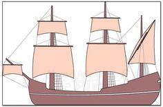 Pirate Ship Dutch Flute