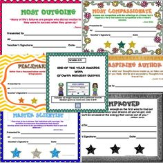 Teacher friends, my hope is to help light the way on your teaching journey with inspiring and engaging resources that your 6th, 7th, & 8th graders will love. You've probably been using Growth Mindset quotes and activities to help your students become more self sufficient and happier with themselves.  This is a unique award bundle with individual growth mindset quotes on each. They offer more than merely an ordinary reward as they include thought provoking statements from various…