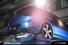 Volkswagen Golf R with Fi Exhaust ! Volkswagen Golf R, Vw, Golf R Mk7, Gti Mk7, Exhausted