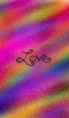 Bling Wallpaper, Heart Wallpaper, Butterfly Wallpaper, Love Wallpaper, Iphone Wallpaper, Rainbow Wallpaper, Colorful Wallpaper, Love Backgrounds, Whatsapp Wallpaper
