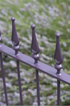 An inspirational image from Farrow and Ball - Railings in Pelt nr 254 Full Gloss