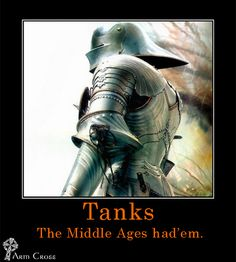 Middle Age tanks