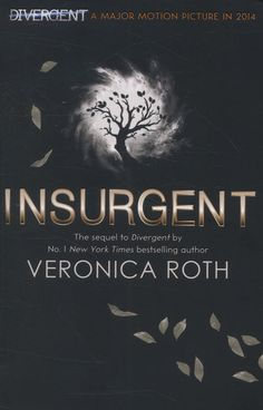 Insurgent by Veronica Roth. Tris has survived a brutal attack on her former home and family. But she has paid a terrible price. Wracked by grief and guilt, she becomes ever more reckless as she struggles to accept her new future.