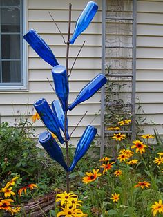 Someday I will have a bottle tree