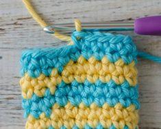 Learn how to crochet a joyless join. Take your amigurumi skills up a notch! #crochetjoglessjoin #crochetstripes