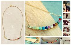 Perched Harmonies Necklace | 50 DIY Anthropologie Hacks For Every Facet Of Your Life