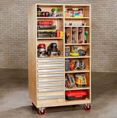 Garage Organizers Keep Your Garage Space Decluttered - Check Out THE PIC for Lots of Garage Storage and Organization Ideas. 89239723 #garage #garagestorage