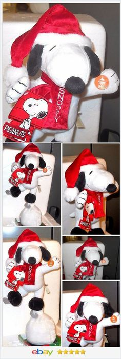 Snoopy Ice Skating Musical plays Schroeder's music PEANUTS USA SELLER  50% OFF #ebay http://stores.ebay.com/JEWELRY-AND-GIFTS-BY-ALICE-AND-ANN
