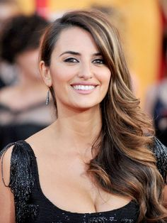 penelope cruz highlights