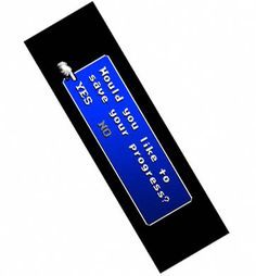 """Final Fantasy Bookmark - """"Would you like to save your progress?"""" - could be done in cross stitch"""
