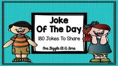 This is a set of joke cards to share with your students. There is one joke for each day of the school year, with extra blank cards included for your students to add their own jokes to the set!This set is part of my Brain Stretch Set which can also be found in my store.