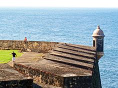 Castillo San Cristobal, Old San Juan!!