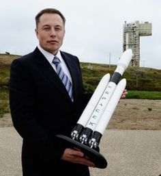 The journal Nature spoke to SpaceX founder Elon Musk about the privatization of space flight. On April 30, SpaceX plans to launch a Falcon 9 rocket from Kennedy Space Center to the International Space Station, making it the first commercial company to send a craft to the ISS.