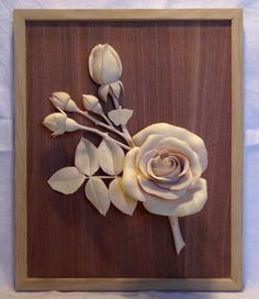 Fine wood-carving flower rose - Woodworkers Institute - Forums