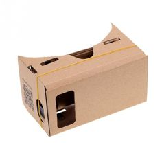 new DIY VR Goggles Cardboard Virtual Reality VR Mobile Phone Viewing Glasses for Google Vr Cardboard, Diy Cardboard, Virtual Reality Glasses, Virtual Reality Headset, Motorola Droid, Diy 3d, 3d Glasses, Mens Gear, Cell Phone Accessories