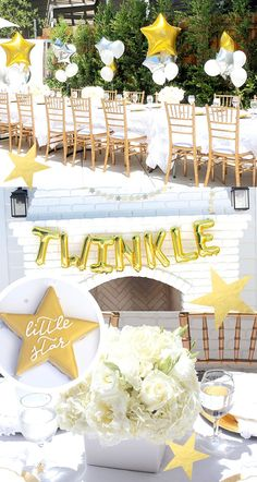 Twinkle Twinkle Child Bathe/Sprinkle - Pizzazzerie. >>> Learn more by visiting the photo link