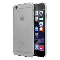 Funda super-slim transparente iphone 6 plus