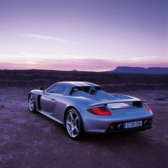 Porsche Carerra GT - Grand Canyon Skyline