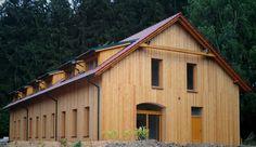 penzion kůlna moravský kras Farmy, Shed, Menu, Outdoor Structures, Cabin, House Styles, Places, Travel, Home Decor