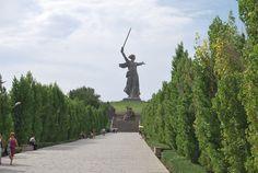 Volgograd, mamaiev hill - мамаев курган, волгоград