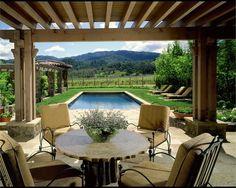 Terrace - mediterranean - patio - san francisco - Saint Dizier Design