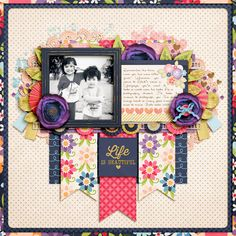 Life is Beautiful - Scrapbook.com
