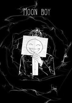 #aesthetic #moonboy #darkart #sadlife #darknessrules #darkart darkillustration