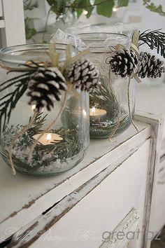 Новогодние идеи украшения дома