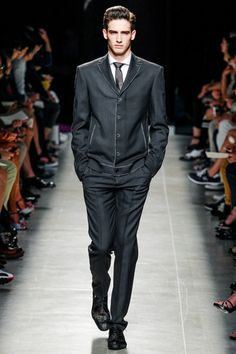 Bottega Veneta Spring 2014 Menswear Collection Slideshow on Style.com
