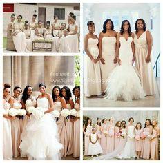 LOVE the dresses in the upper left corner.