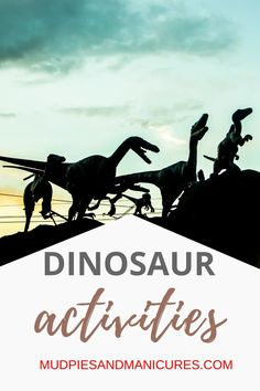 Hand picked, just for your! Our favorite play based learning with a dinosaur theme! #kidsactivities #dinosaur #dinosaurthemepreschool Dinosaur Theme Preschool, Dinosaur Printables, Dinosaur Games, Dinosaur Activities, Dinosaur Crafts, Learning Activities, Preschool Activities, Children Activities, Play Based Learning