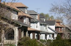 Southern Avenue is part of the Lauraville National Historic Register District. (Sarah Pastrana/Baltimore Sun file/April 2011)