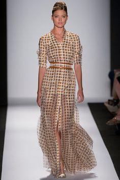 new york fashion week 2014 | Carolina Herrera Spring 2014 | New York Fashion Week