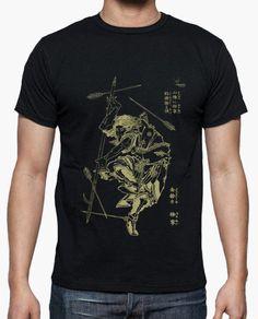 Camiseta The water margin B