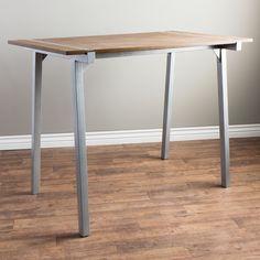 greyson vintage industrial antique bronze home office wood desk rh pinterest com