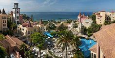 Gran Hotel Bahia del Duque Resort Tenerife... Del duque- nice little resort - the best in Tenerife.