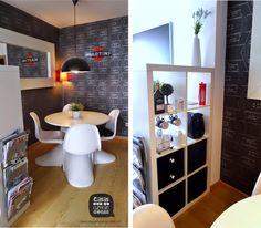 barras separadoras de cocina comedor - Buscar con Google Café Bar, Loft, Bed, Table, Furniture, Home Decor, Google, Home Salon, Kitchen Dining