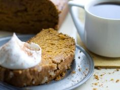 Pumpkin Recipes: Brown Sugar and Ginger Pumpkin Bread