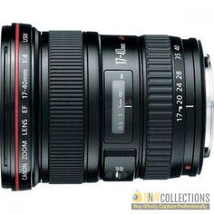Buy Canon EF 17-40mm f/4L USM Lens At Rs.68,000 Features :- Aperture Range is f/4-22, Ultrasonic Autofocus Motor, Water & Dust Resistant, Inner Focusing and Zooming Cash on Delivery Hassle FREE To Returns Contact # (+92) 03-111-111-269 (BnW) #BnWCollections #Canon #Camera #Lens