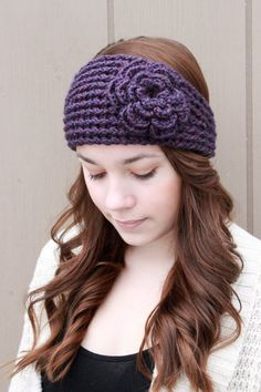 Womens Headband/ Crochet headband/crochet headbands by Rouve, $25.00