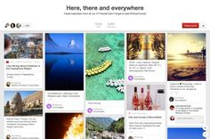 Pinterest is the perfect tool to help you dream about and plan your next life-changing trip. Here, you will find lists of the world's most colorful beaches, travel destinations from shows like Mad Men, and where to go in 2015 — all on a budget.