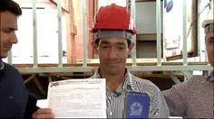Homem que roubou carne para alimentar o filho começa a trabalhar com a carteira assinada no Entorno do DF - Notícias - R7 Distrito Federal