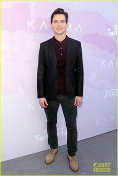 Justin Timberlake & Matt Bomer Are Handsome Studs at Variety Brunch | justin timberlake matt bomer handsome studs at variety 01 - Photo