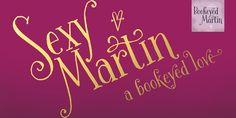 Bookeyed Martin™ - Webfont & Desktop font « MyFonts