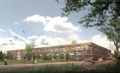 Heart of the continent: David Adjaye designs Rwandan cancer centre | Architecture | Wallpaper* Magazine