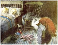 10) Så har han sett dem, far och son, ren genom många leder slumra som barn; men varifrån kommo de väl hit neder? Släkte följde på släkte snart, blomstrade, åldrades, gick - men vart? Gåtan, som icke låter gissa sig, kom så åter!