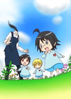 Durarara!! X Hanamaru Kindergarten