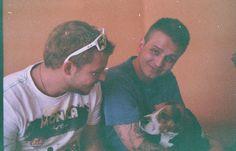 Friends and da dog :D